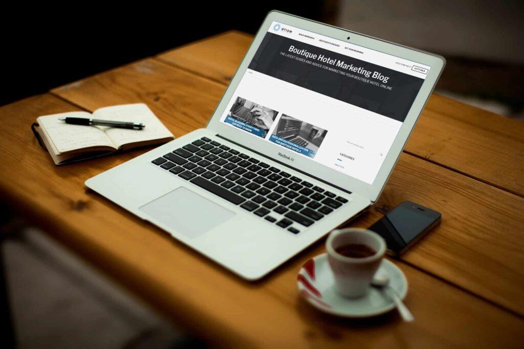 Otium Boutique Hotel Marketing Blog