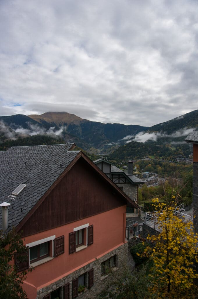 Remember to consider the views when exploring Andorra's real estate options