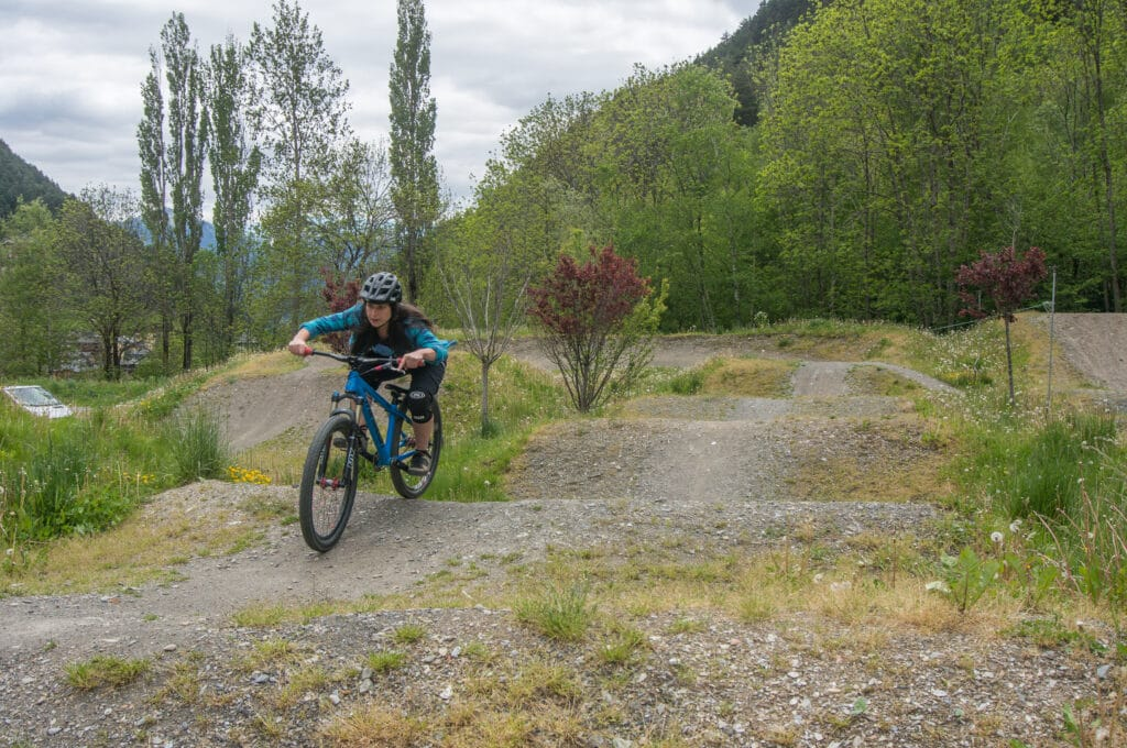 Mountain biking in La Massana