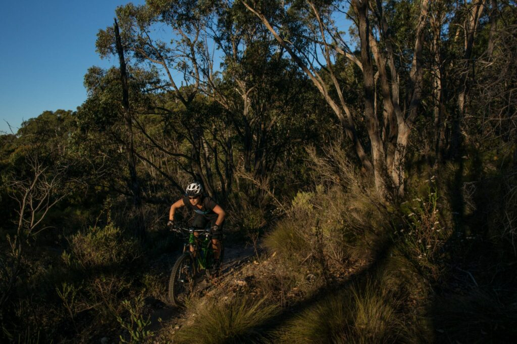 Eagle MTB Park in Adelaide