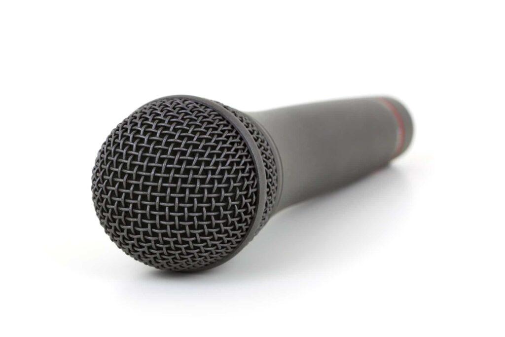 Blog post voice